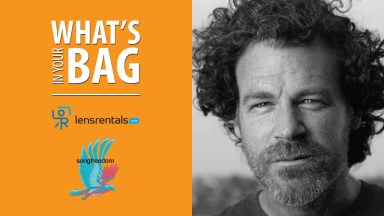 Model turned Professional Photographer | Peter Hurley – What's in Your Bag