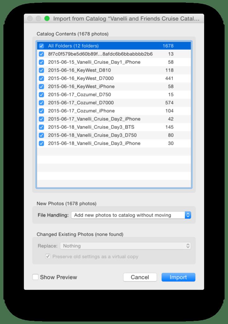 import window
