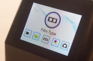 Verify Film Type