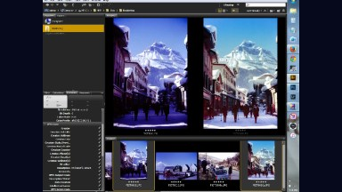 Tips for Restoring Scanned Slides and Negatives