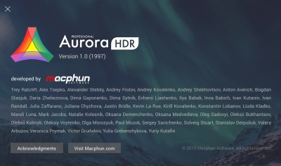 aurora ak screen