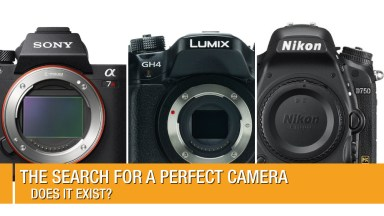 The Search for a Perfect Camera