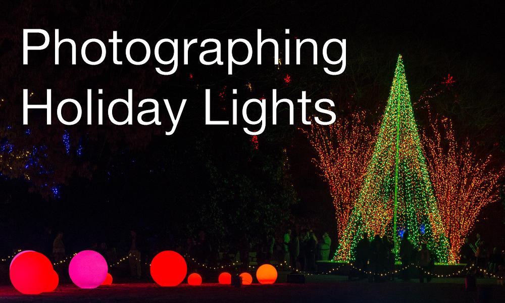 Happy Holiday Shooting! | Photofocus