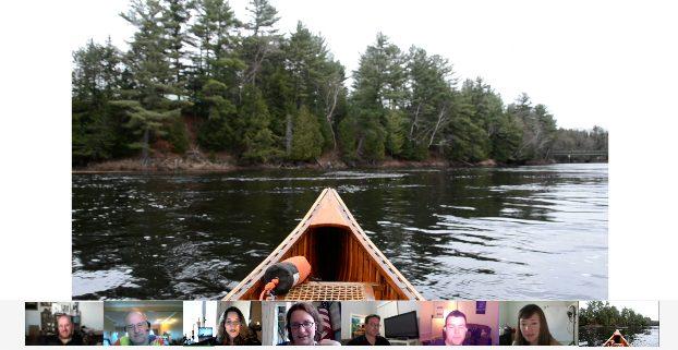 john-in-canoe