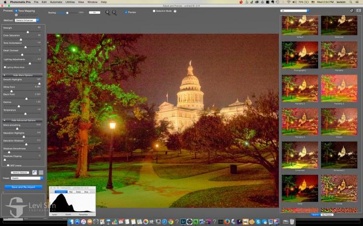 Levi_Sim_HDR_Photomatix Screen