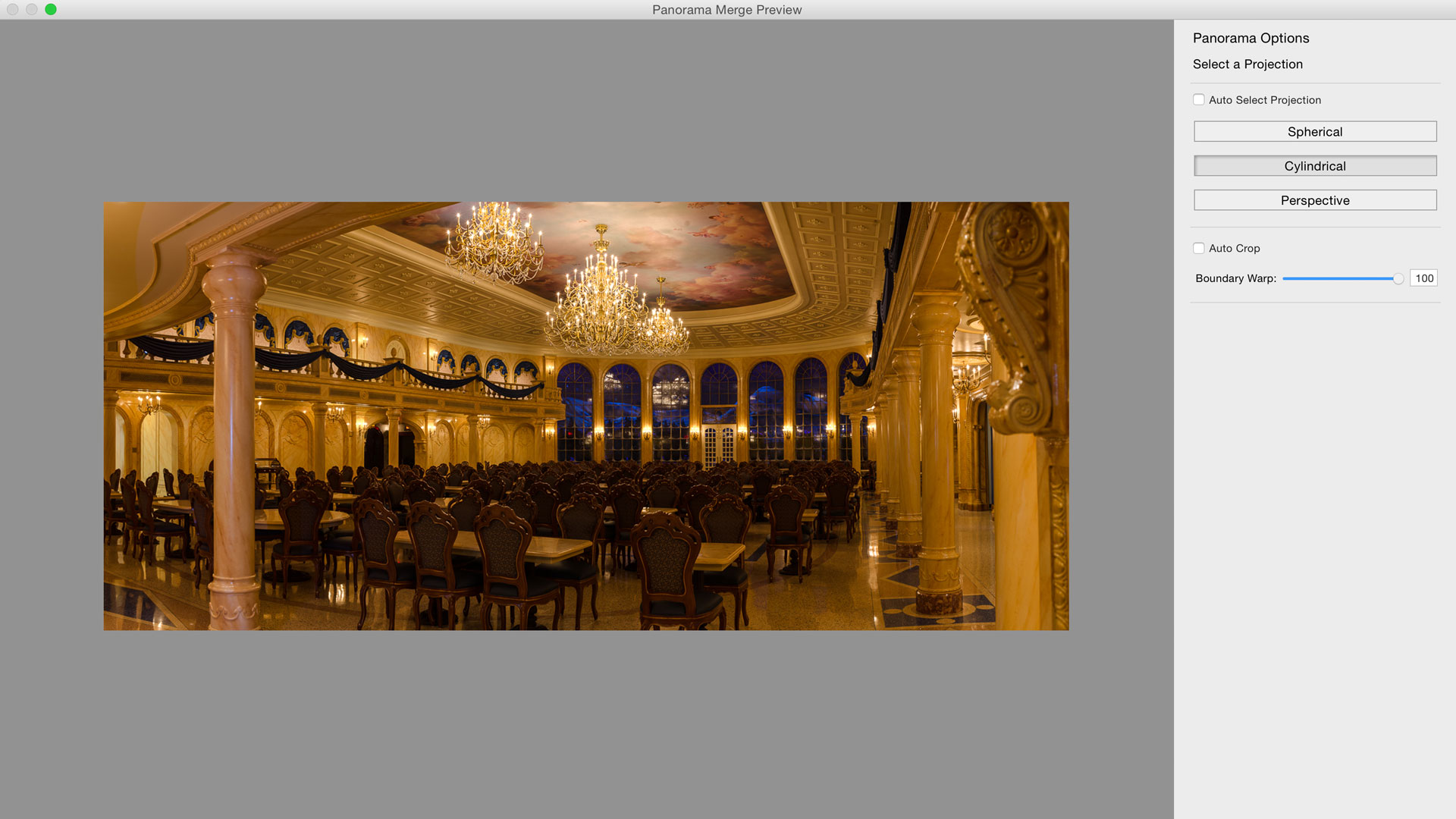 Working with the New Boundary Warp Feature in Lightroom