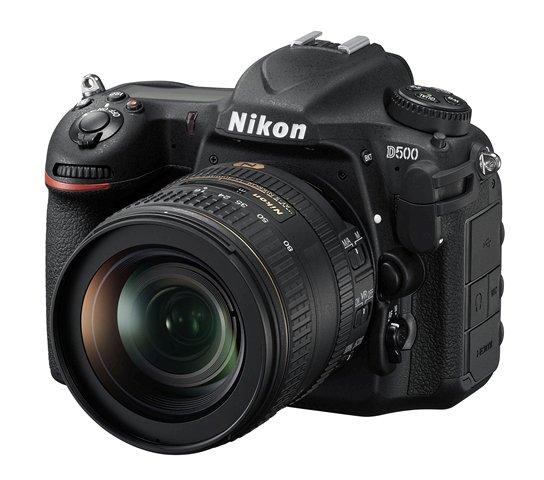 DSLRs - Nikon D500
