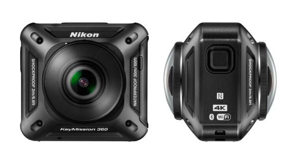 Nikon Key Mission
