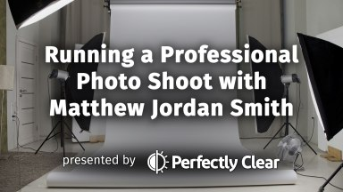 Free Webinar: Running a Professional Photo Shoot with Matthew Jordan Smith