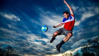 Photo of the Day: Soccer