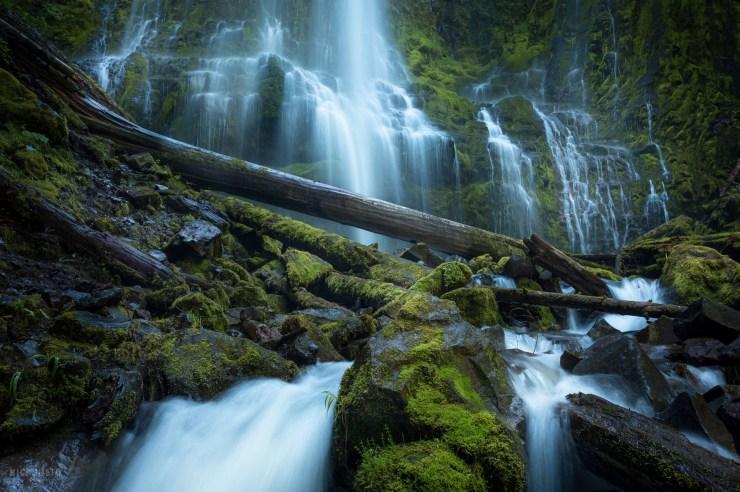 Spiritual Falls by Nick Nieto