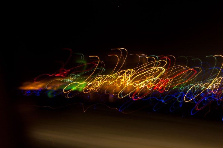 Photofocus Long Exposures For Abstract Art - 24 times long exposure photography resulted in something magical