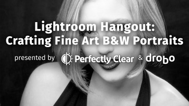 Lightroom Hangout: Crafting Fine Art Black and White Portraits with Mykii Liu