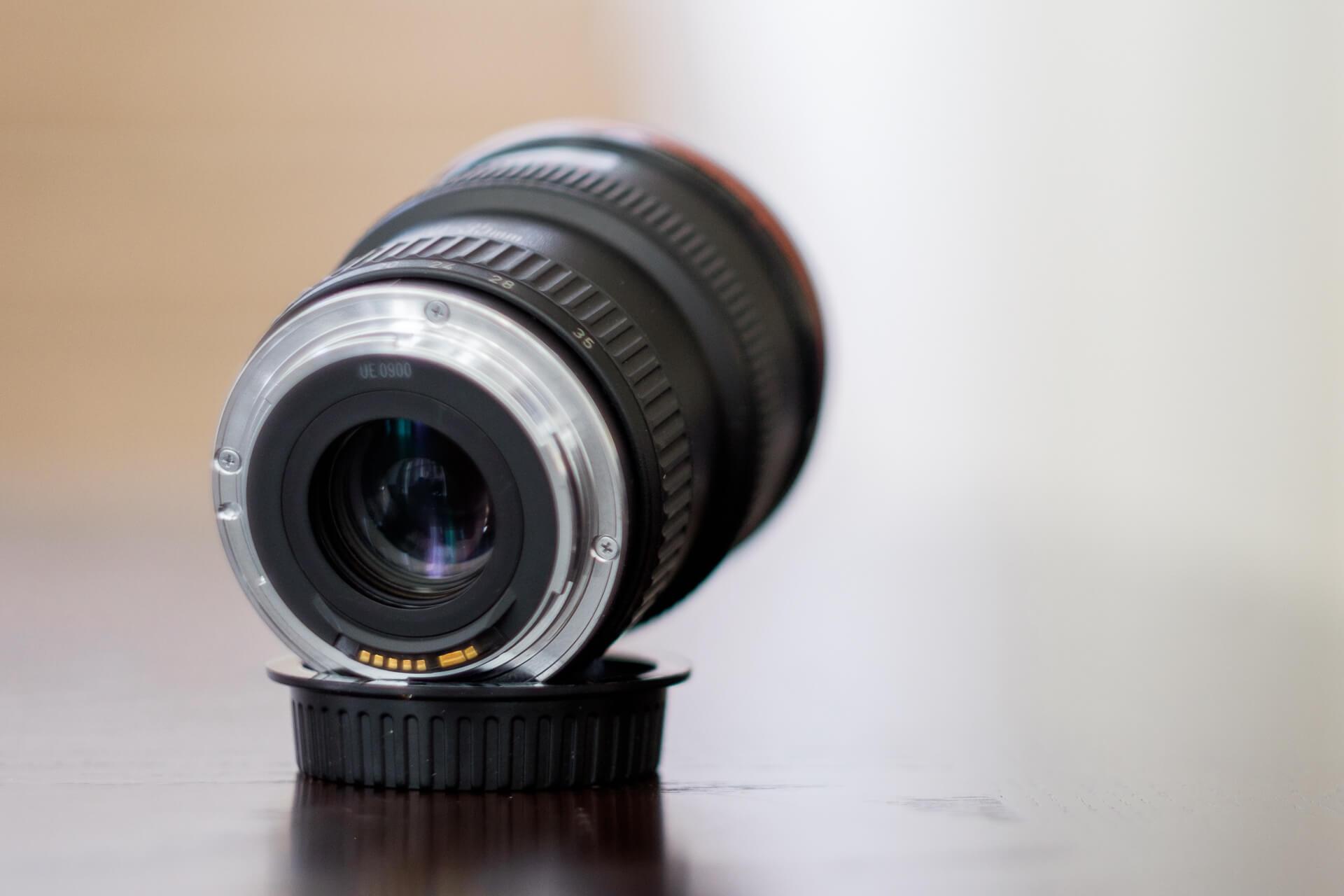 Canon EF 20-35mm F/2.8L