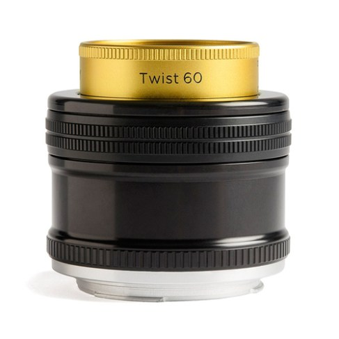 Lensbaby Twist 60 Body and Optic