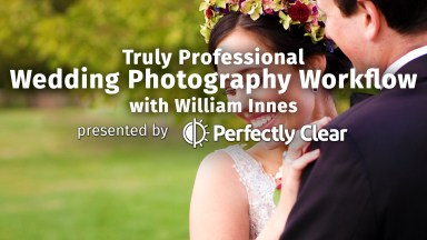 Truly Professional Wedding Photography Workflow with William Innes