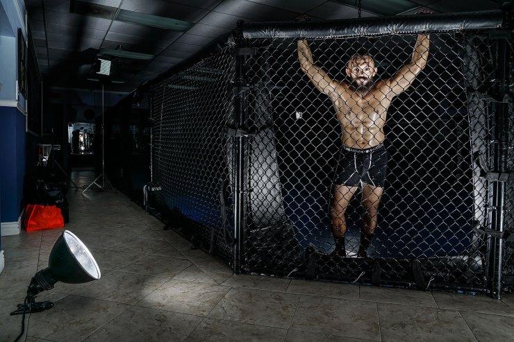 MMA Fighter Edgar Plazaola
