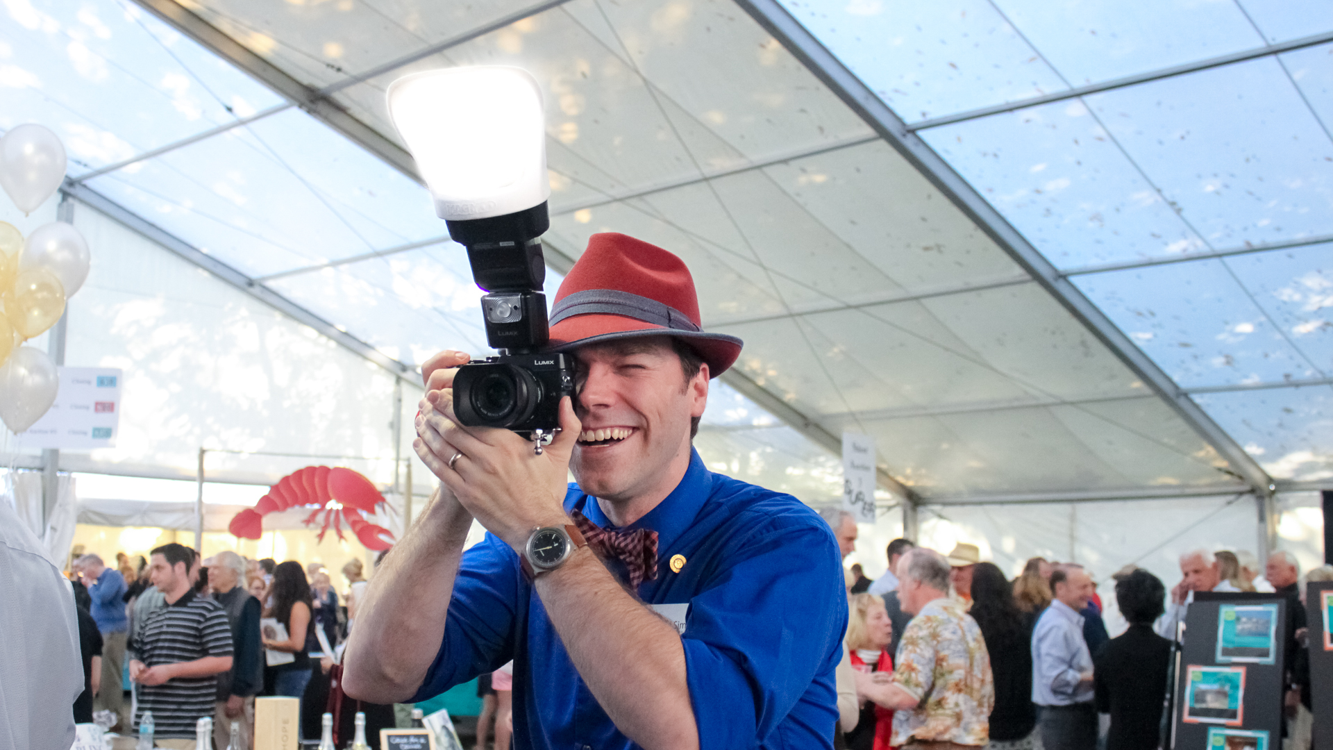 How to Use On-Camera Flash for Events | Photofocus