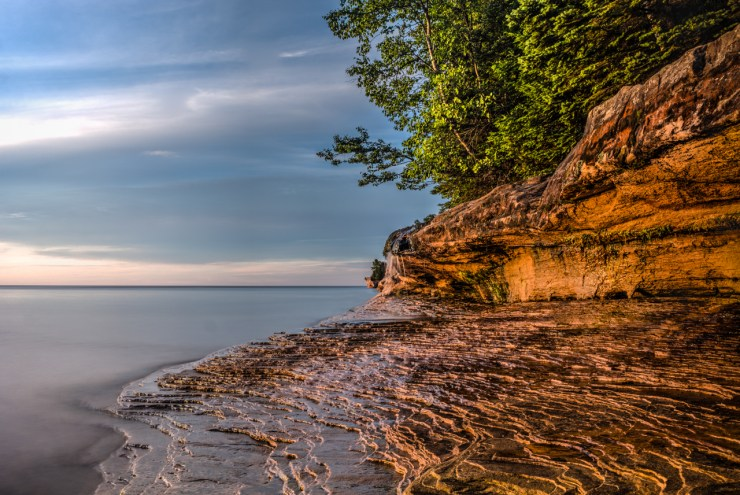 Pictured Rocks, Lake Superior-1
