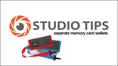Studio Tip: Never Overwrite a Memory Card Again!