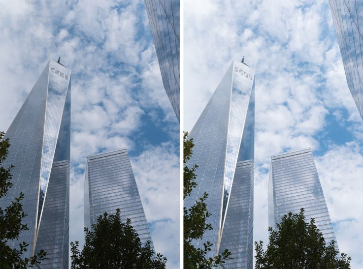 Freedom Tower Bracketing