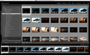 Lightroom Drobo