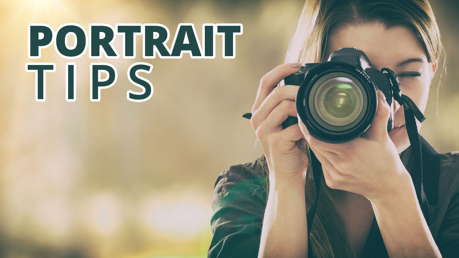 Portrait Tips: Consider the Background
