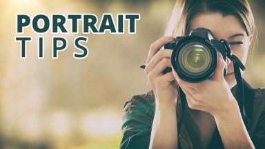 Portrait Tips: Watching and practice are key for kids