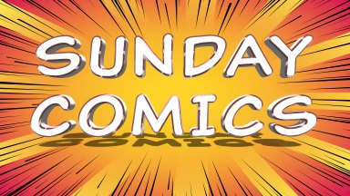 Sunday Comics: Happy
