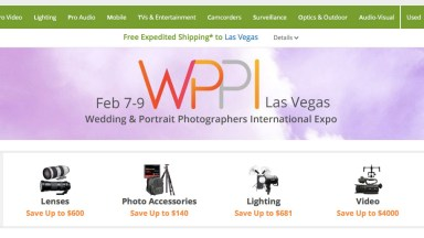 Last Day For WPPI Show Specials From B&H