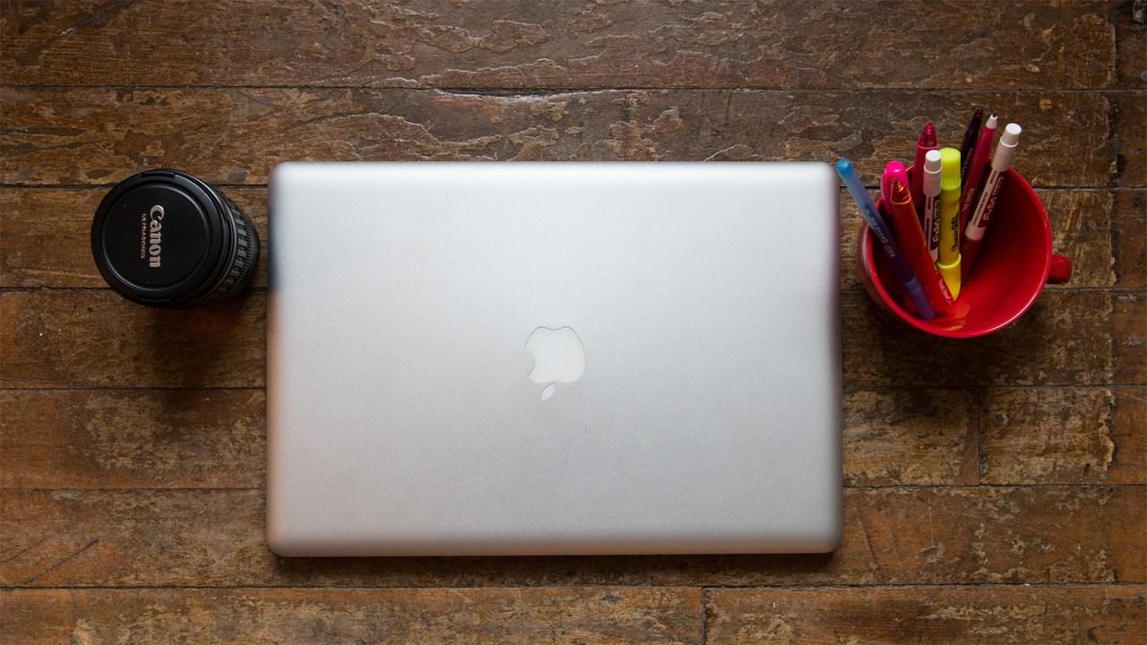Laptop_Lens_Mug_Wood_Floor_Chamira_Studios_Photography