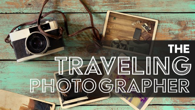 The Traveling Photographer:  Powering Up!