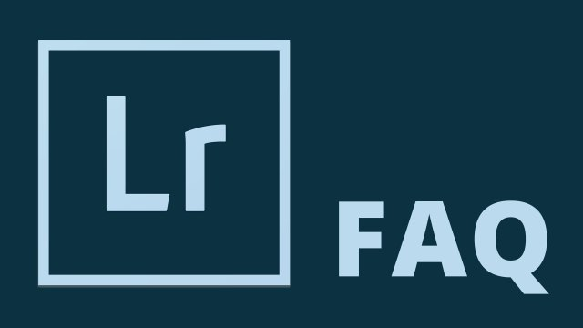 Lightroom FAQ: Updating Process Version