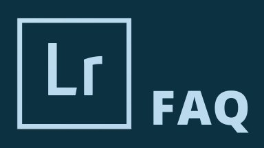 Lightroom FAQ: Updating Process Version