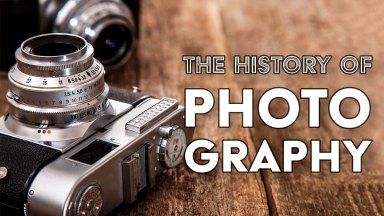History of Photography: Advances in Technology for Negatives