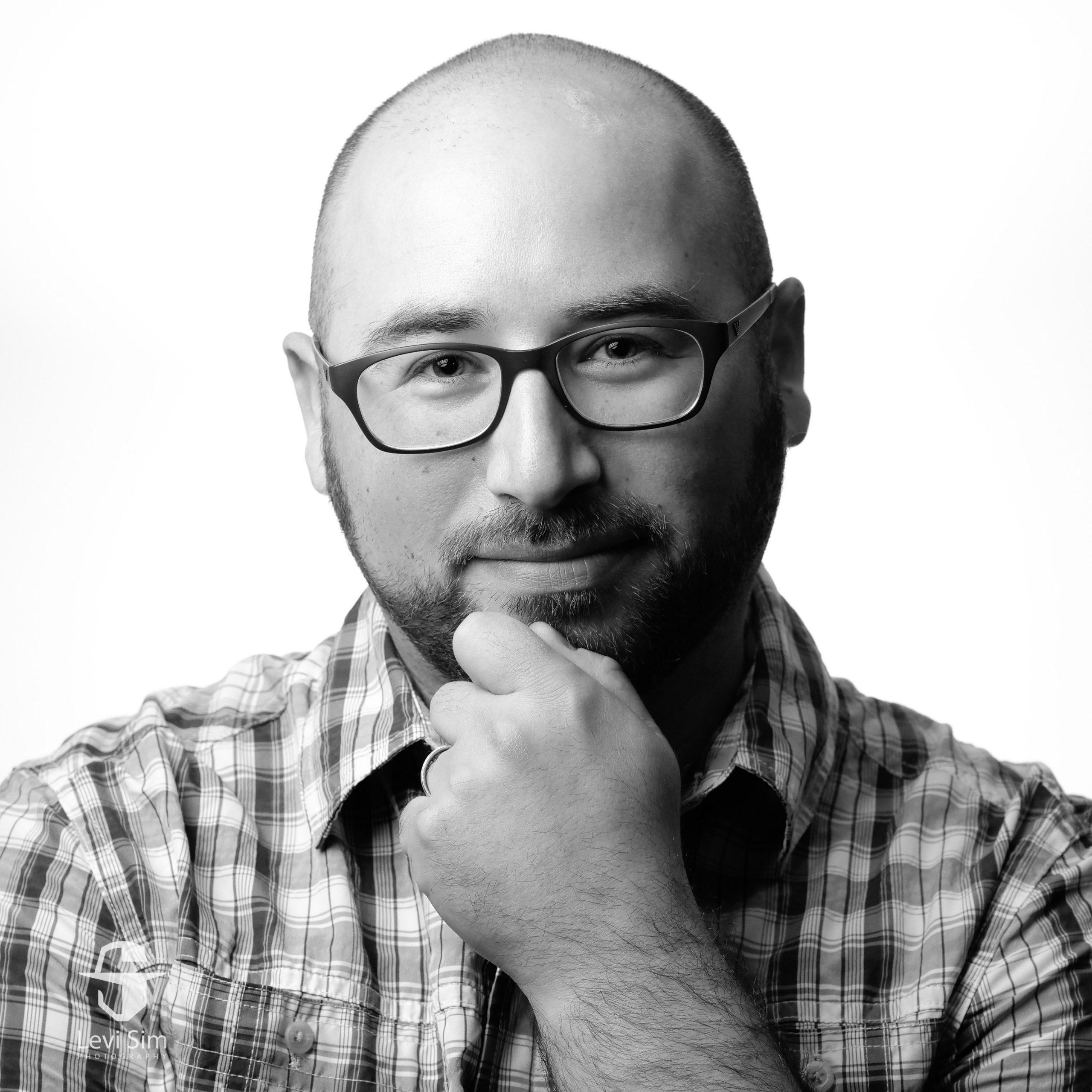 Levi Sim Steve Jobs Portrait Project Out Of Chicago 2017-1
