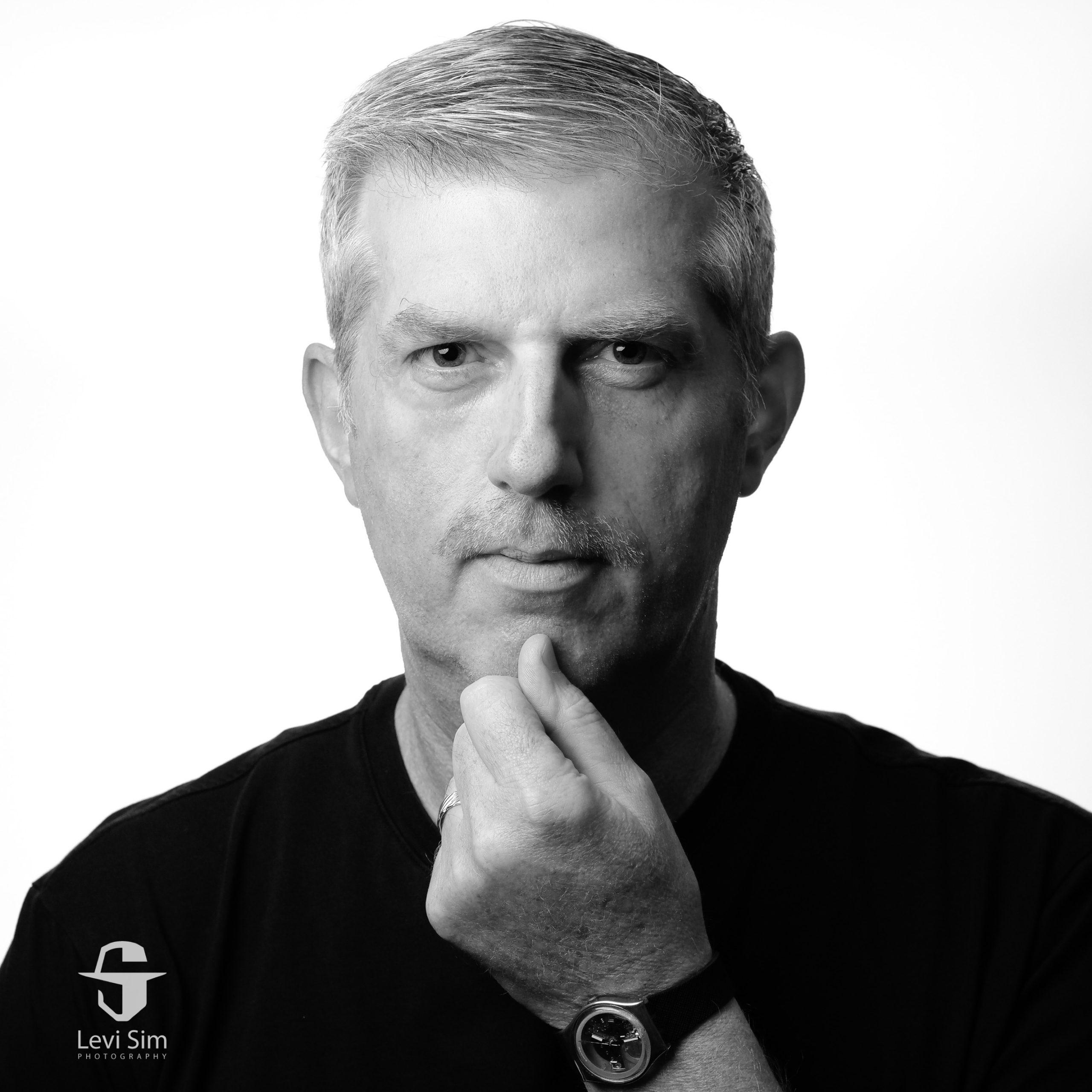 Levi Sim Steve Jobs Portrait Project Out Of Chicago 2017-10