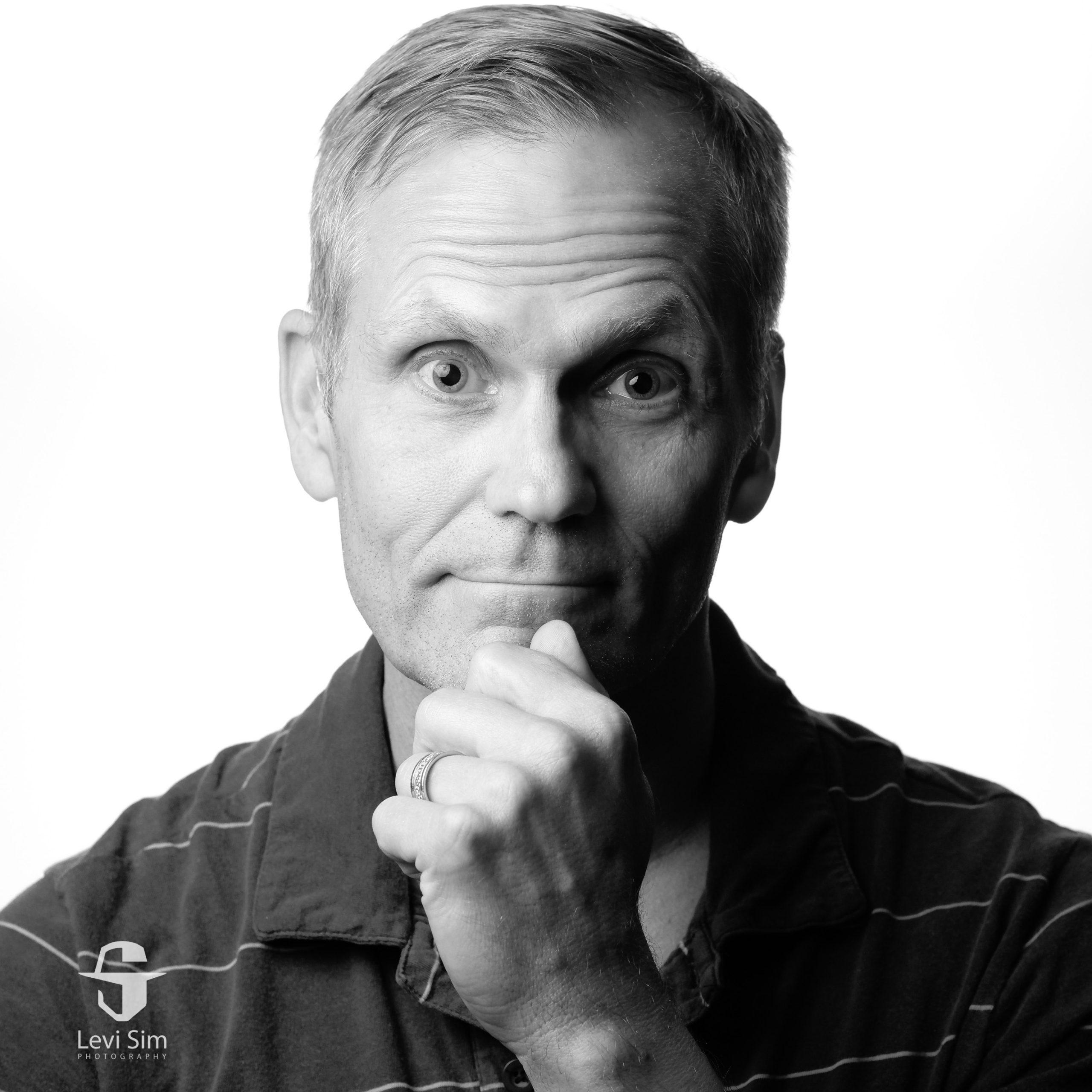 Levi Sim Steve Jobs Portrait Project Out Of Chicago 2017-16