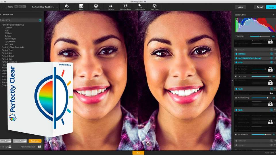 Athentech Unveils Two New Version of Perfectly Clear (Including a Free Version)