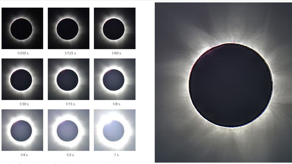 Full Eclipse in HDR - Expert Advice