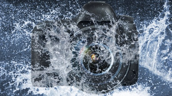 What to Do When Your Camera Gets Dropped in Water