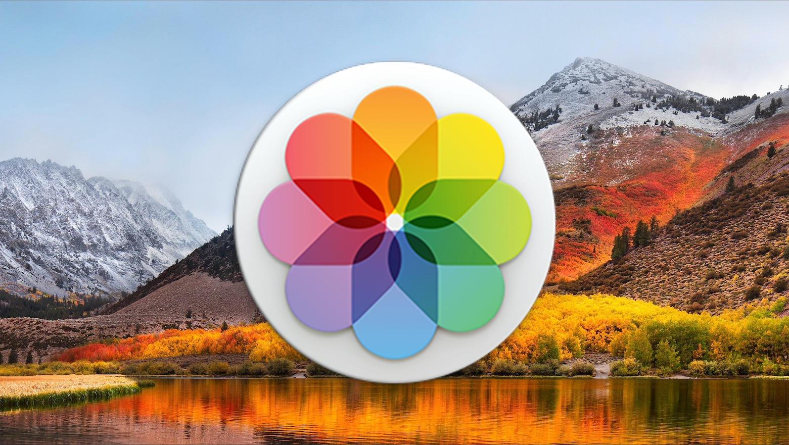 Photos in High Sierra