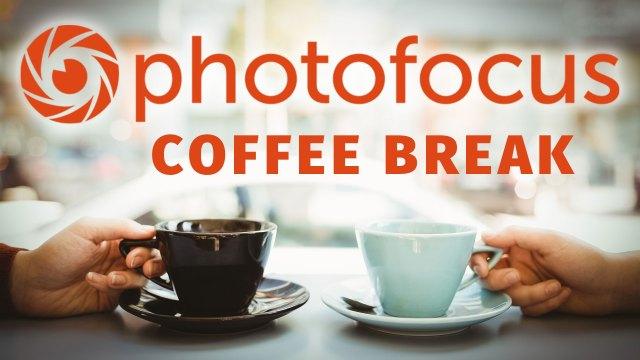 Photofocus Coffee Break at Photo Plus Expo