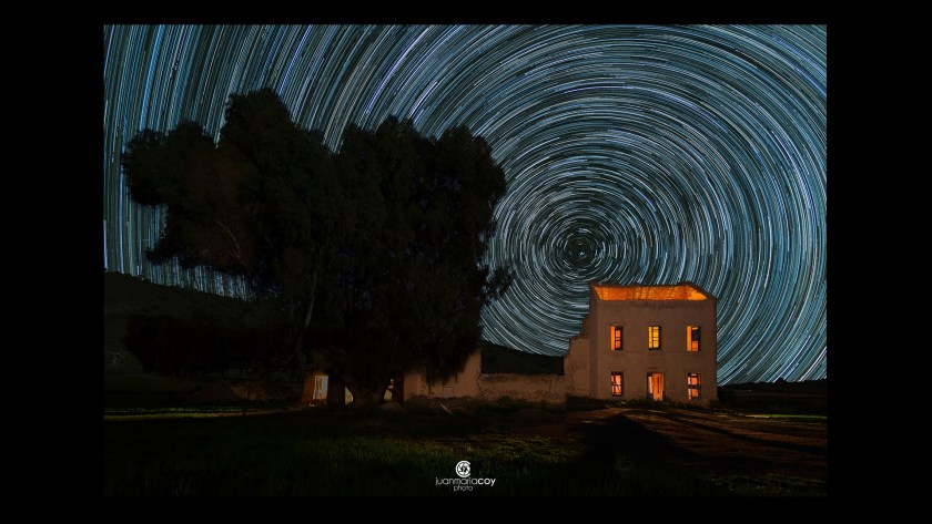 Photofocus Photographer of the Day Juan Maria Coy Star Trail Tobarra Spain