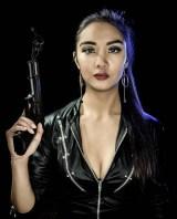 Stacey Li-Assassin on Black
