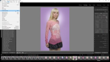 Create a Lightroom Virtual Copy
