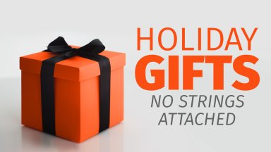 Free Holiday Gifts from Photofocus