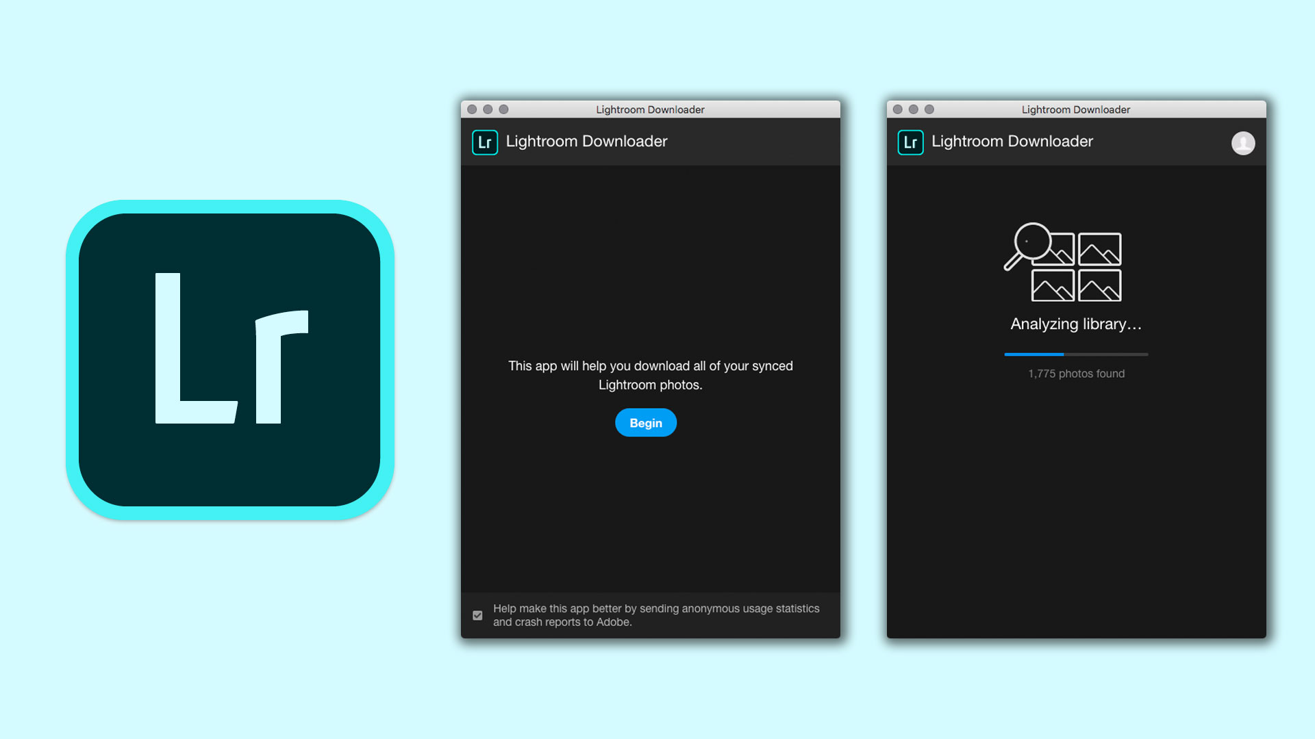 Adobe Releases Lightroom Downloader App to Recover Images