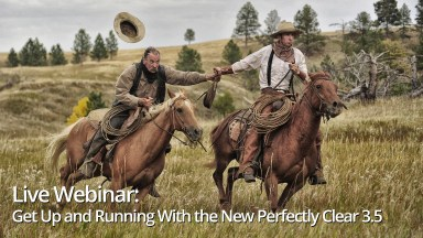 Live Webinar: Get Up and Running With The New Perfectly Clear 3.5