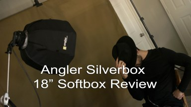 Angler Silverbox 18″ Softbox Review